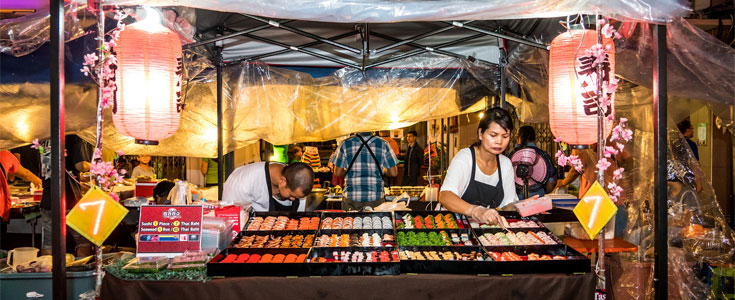 5 Must Try Street Foods in Thailand
