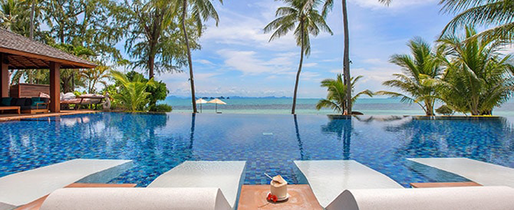Beachfront Villas That Will Render You Breathless