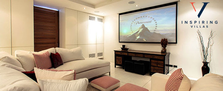 Our Choice Luxury Villas with Home Cinema Room