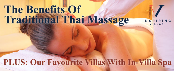 Relax In Luxury With A Traditional Thai Massage