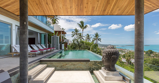 Villa Jaliza  Pool Sala