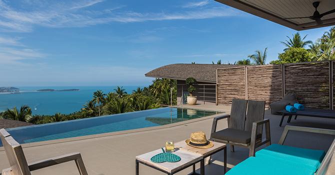 Villa Lanta  Terrace