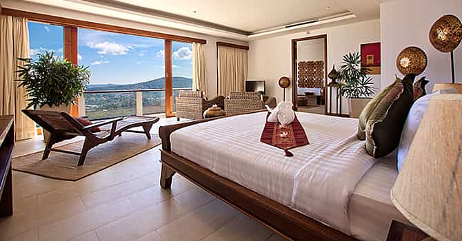 Baan Lealay  Master Bedroom