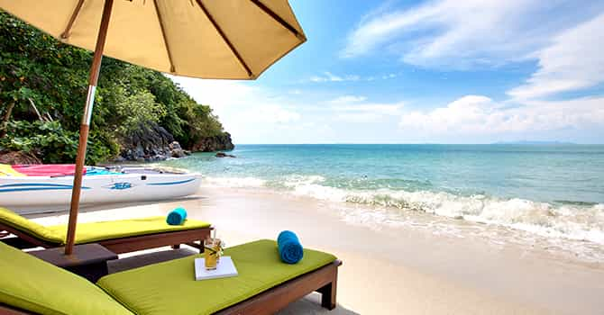 Baan Chang  Direct Beach Access Villa