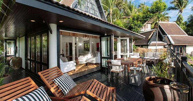Baan Hansa  Villa Terrace