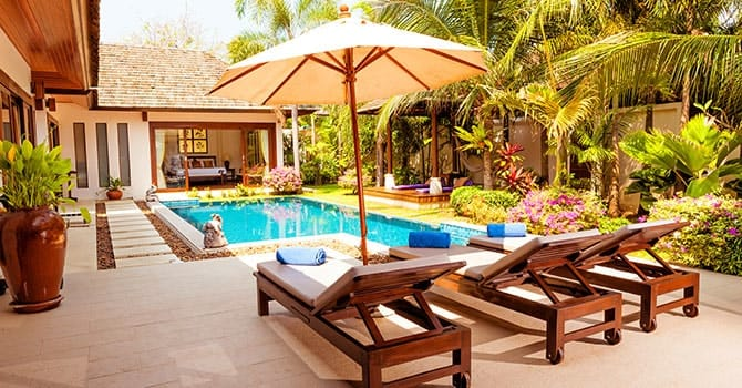 Baan Kluay Mai  Swimming Pool