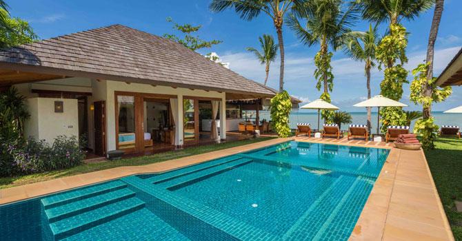 Baan Mika  Swimming Pool
