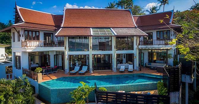 Baan Paradise  Villa Exterior