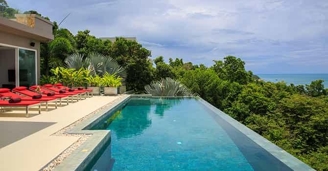 Baan Sirocco  Swimming Pool