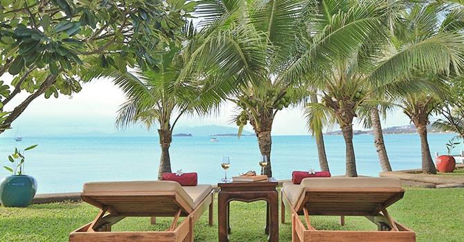 Baan Tamarind  Beachfront
