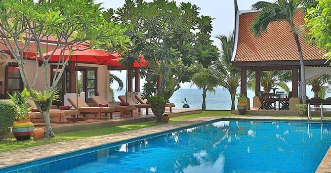 Baan Tamarind  Swimming Pool