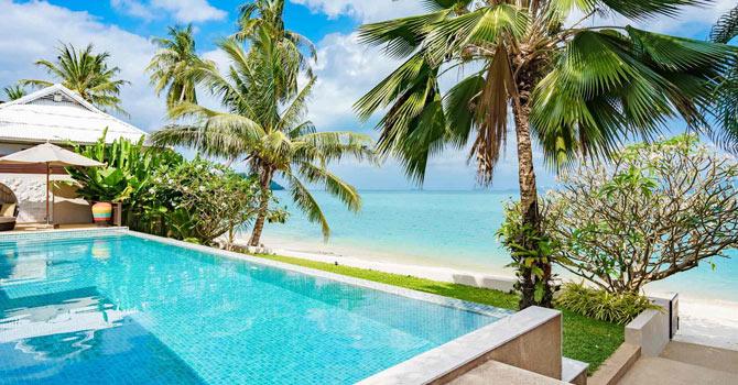 Bacaya  Swimming Pool