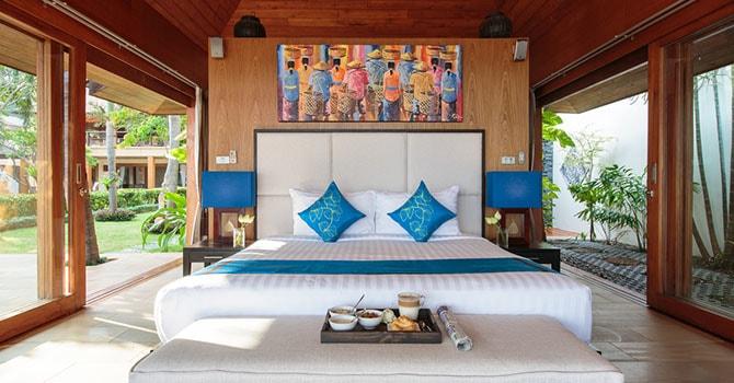 Ban Mekkala  Master Bedroom