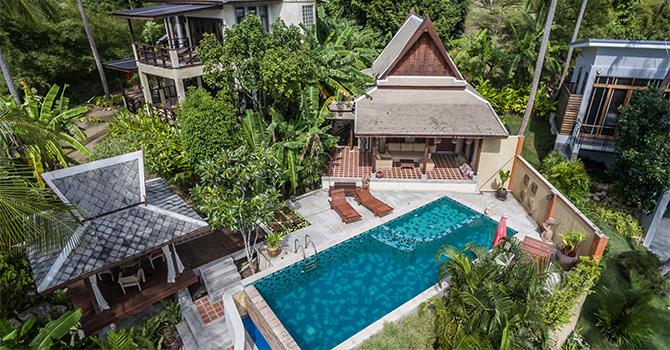 Exotic Villa