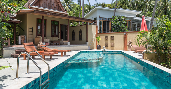 Exotic Villa 6