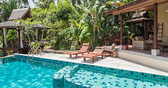 Exotic Villa 7