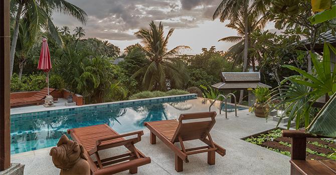 Exotic Villa 8