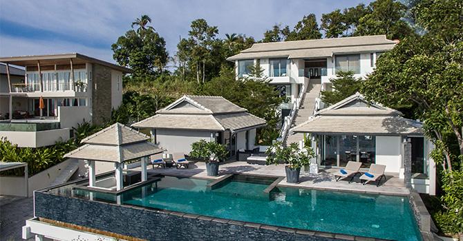 Firesky Cove Villa