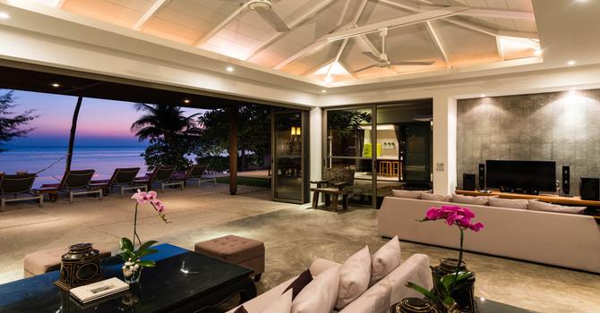 Inasia Villa  Living Area