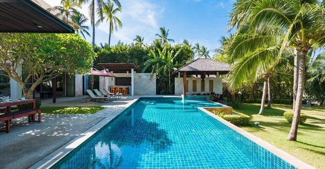 Inasia Villa  Swimming Pool
