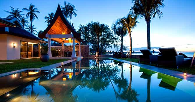 Miskawaan Beach Villa  Villa Wayu Swimming Pool