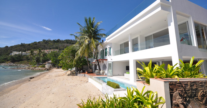 Patong Beach House  Beachfront Villa