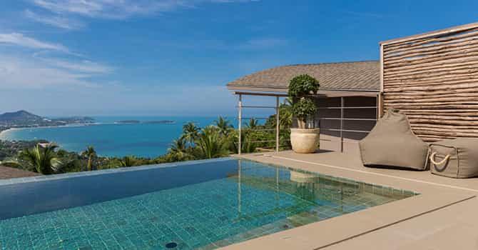 Villa Lanta  Swimming Pool