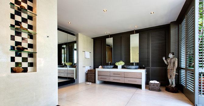 Sangsuri 2 Villa  Ensuite Bathroom