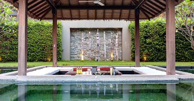 Sangsuri 3 Villa  Sunken Sala