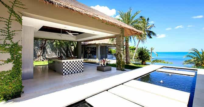 Sangsuri Villa Estate B