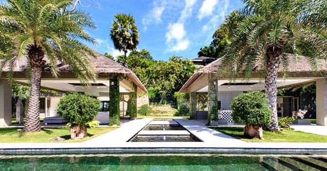 Sangsuri Villa Estate B 6