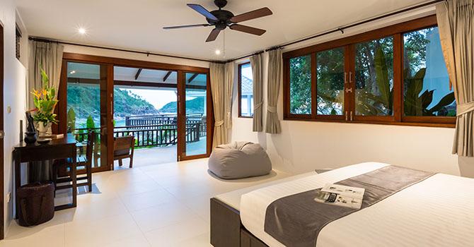 Secret Beach Villa 8