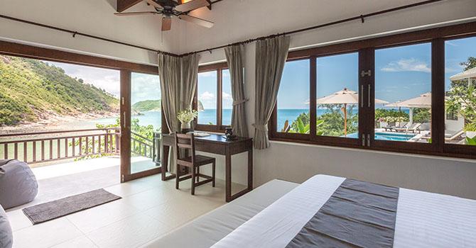 Secret Beach Villa 11