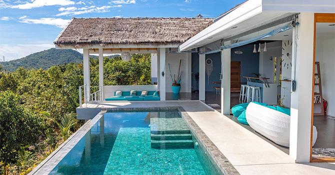 Shades Of Blue Villa