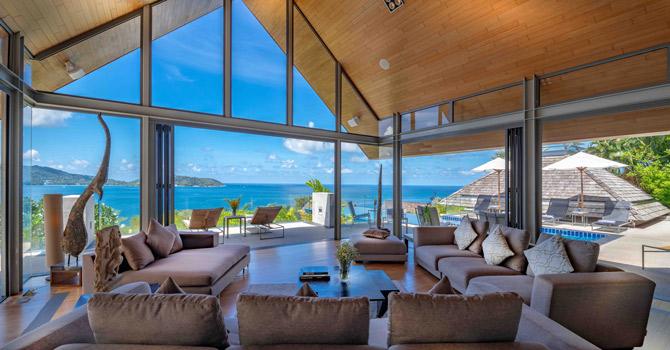 Villa Benyasiri  Living room