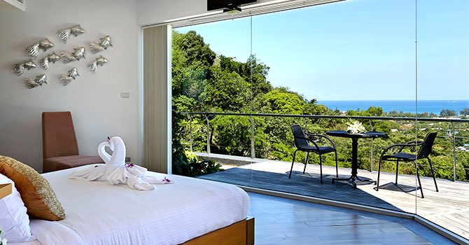 Villa Beyond Namaste  Villa Namaste Master Bedroom