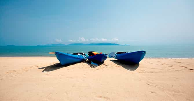 Villa Bougainvillea  Estate Kayak Facility