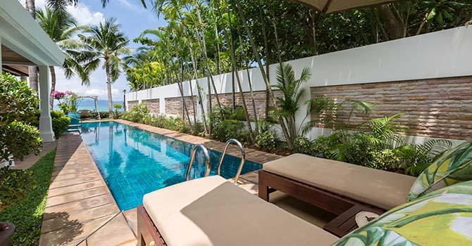 Villa Bougainvillea  Swimming Pool