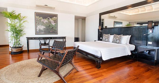 Villa Champak  Master Bedroom