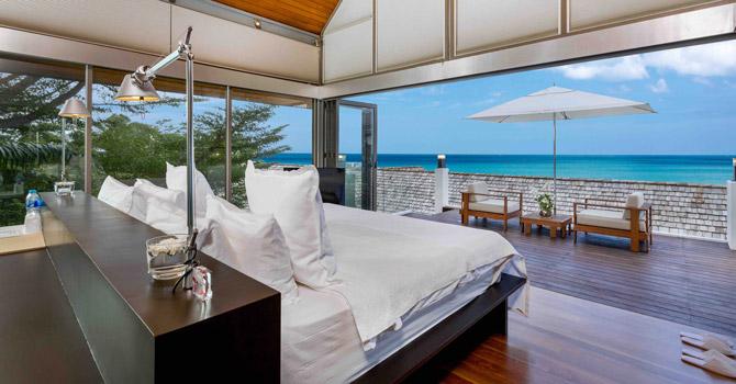 Villa Chan Grajang  Master Bedroom