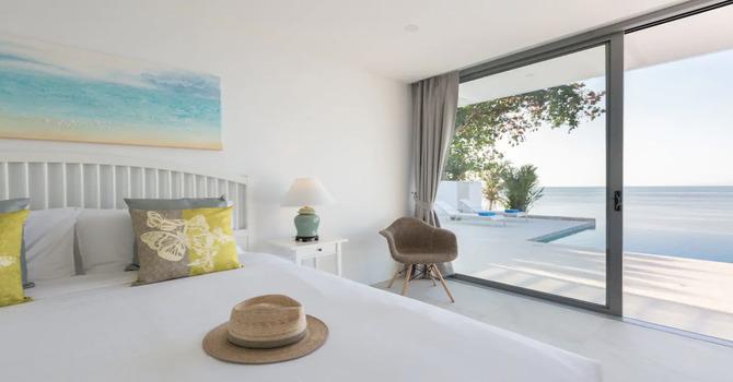 Villa Cilla  Bedroom 1