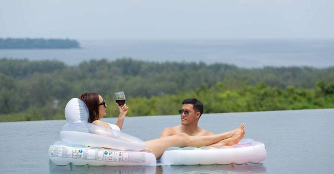 Villa Dara  Swimming Pool