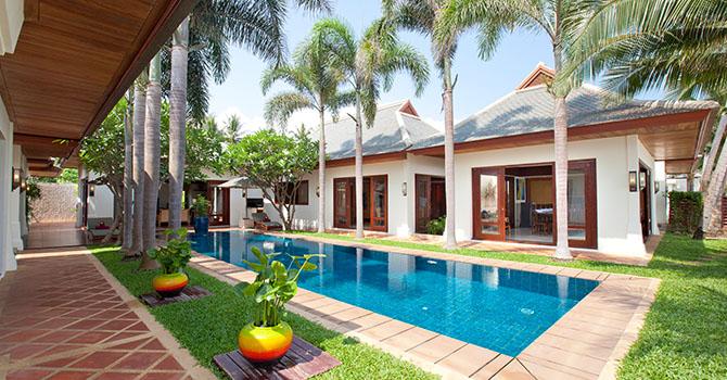Villa Gardenia  Swimming Pool