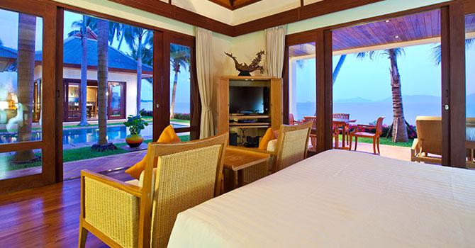 Villa Gardenia  Master Bedroom