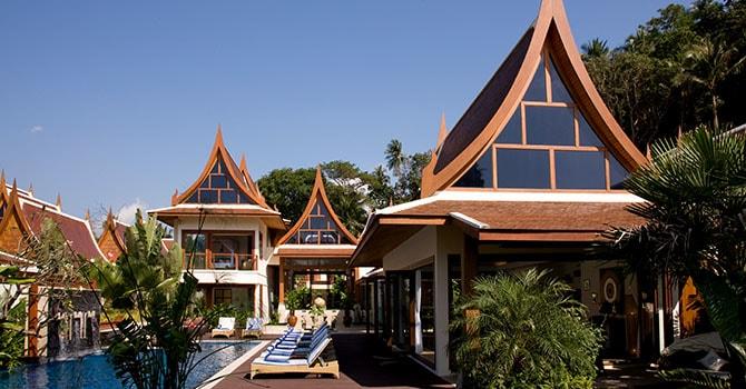 Villa Haineu  Villa View