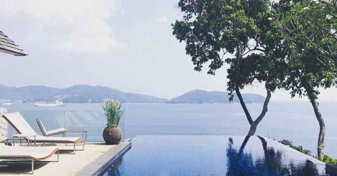 Villa Hale Malia  14 meter infinity-edge private pool