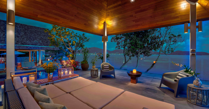 Villa Hale Malia  Lounge Sala