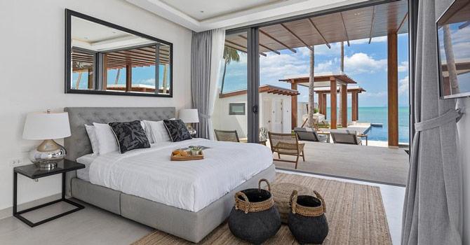 Villa Hanna  Bedroom 1