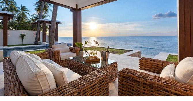Villa Hanna  Living Lounge