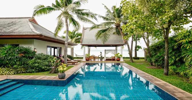 Villa Hibiscus  Swimming Pool
